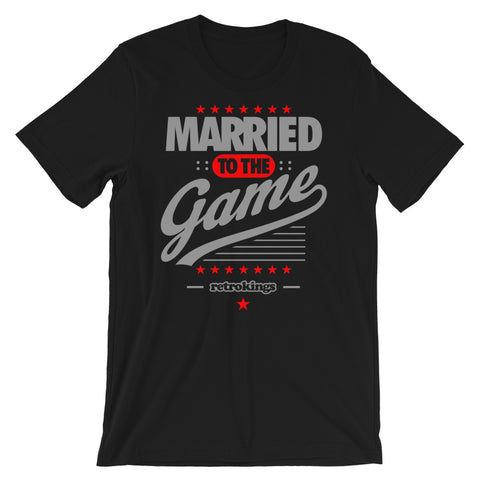 Retro Kings Married to the Game T-Shirt
