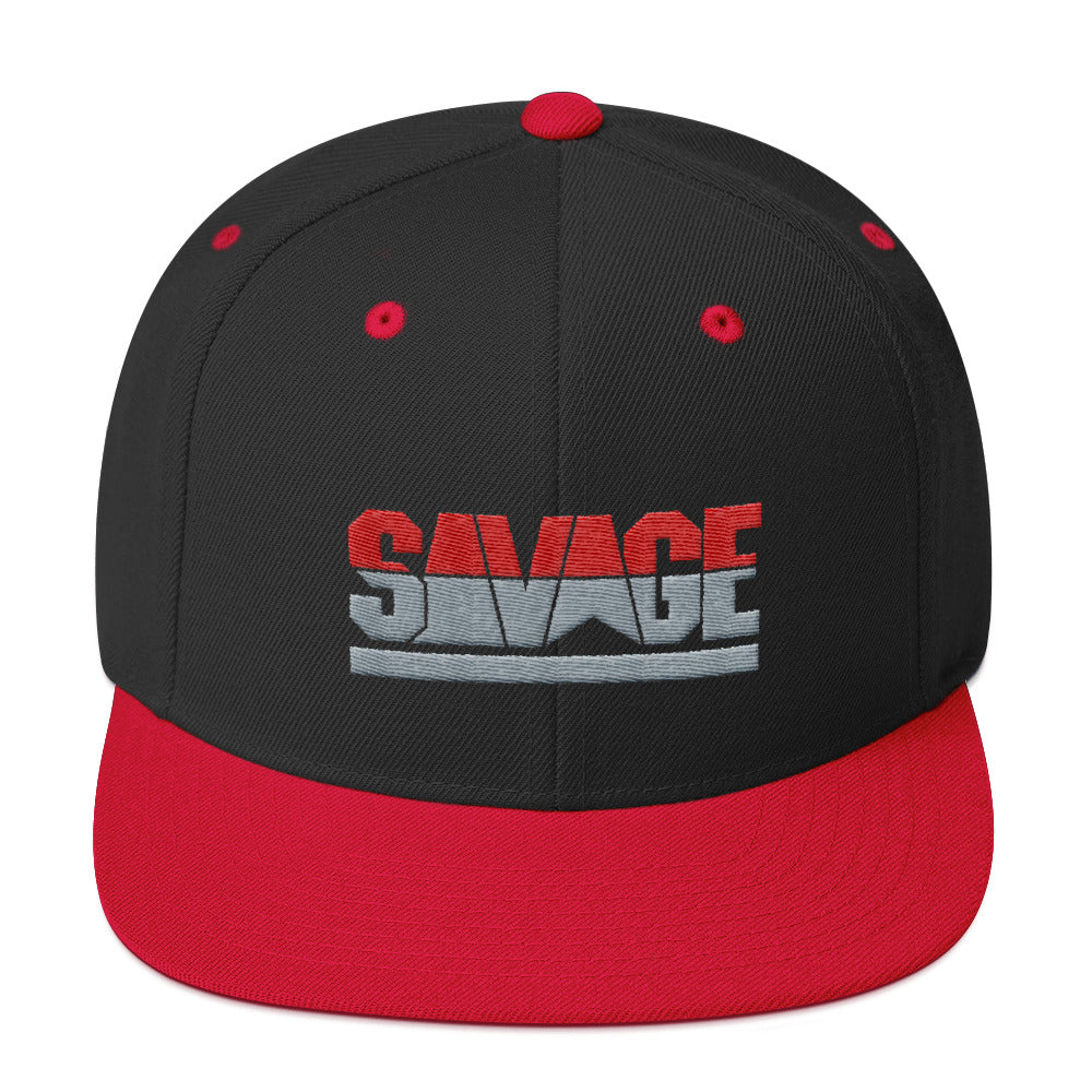check out 1e07c 4eb39 Savage Dream Team Cement 3s Snapback Hat – Exquisite Streetwear Shop