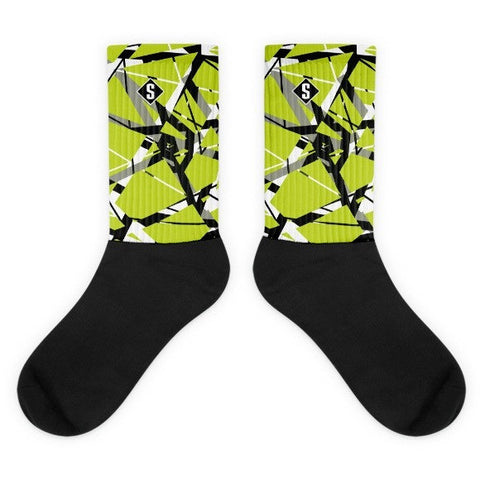 Savage Halen Volt Socks