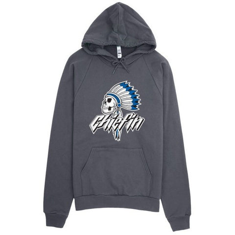 Exquisite Chiefin' French Blue 12's Hoodie