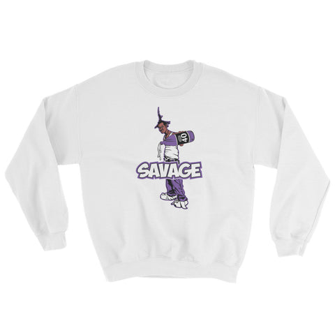 Savage Be a Menace Concord 11s Sweater