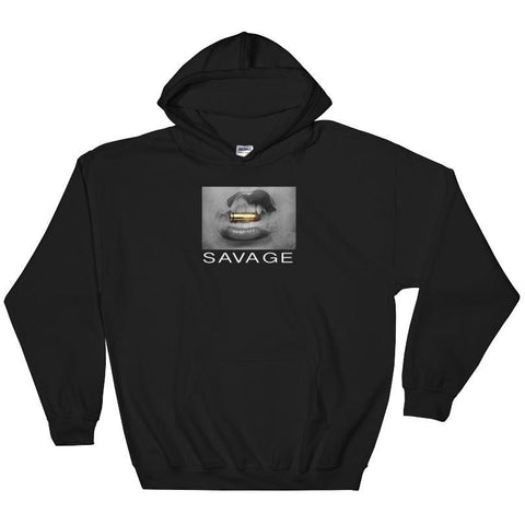 Savage Bullet Hooded Sweatshirt