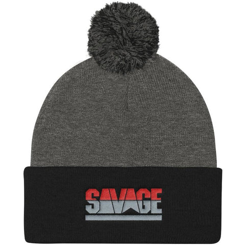 Savage Dream Team Pom Beanie