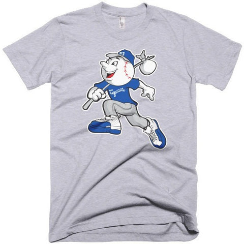 Exquisite Mr. Exquisite French Blue 12's Tee
