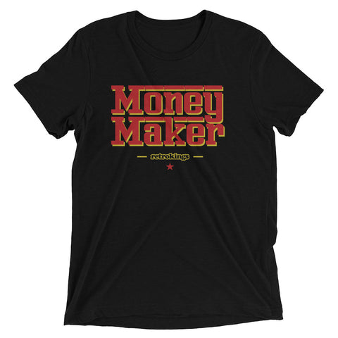 Retro Kings Money Maker Last Shot 14s Premium Fit Tee