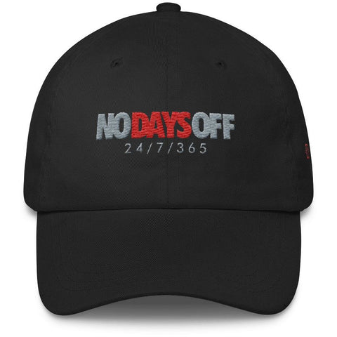 Savage No Days Off Dad Cap