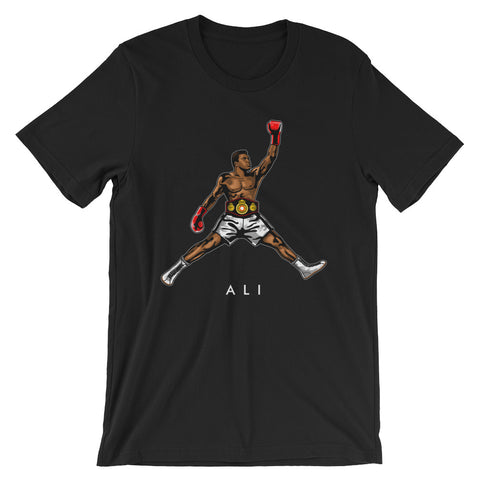 Streetwear on Demand Air Ali Basic Tee