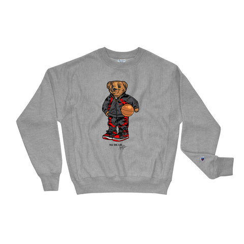 STWOD x Champion MJ Bear Sweatshirt