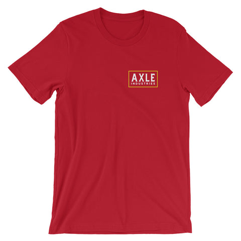 Axle Brand Maricopa Classic Red T-Shirt