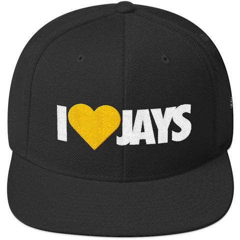 Savage I Love Jays Royalty 4s Snapback Hat