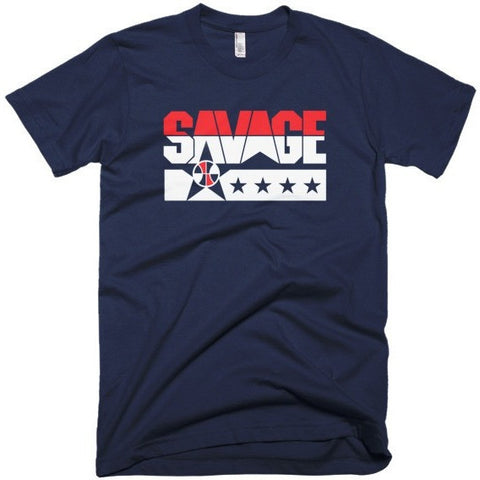 Savage Dream Team Olympic 7's Tee