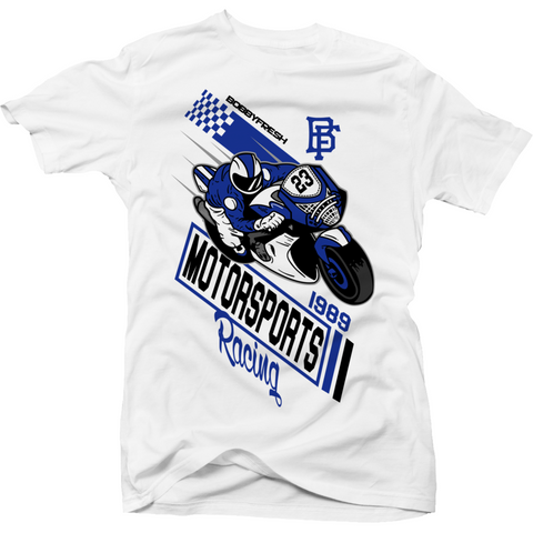 Bobby Fresh Racing Motorsport 4s Tee