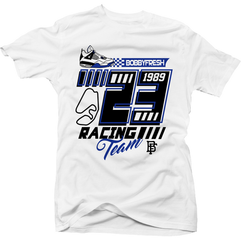 Bobby Fresh Race Team Motorsport 4s Tee