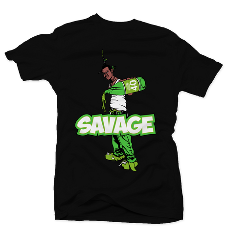 Savage Be a Menace Altitude 13s Tee