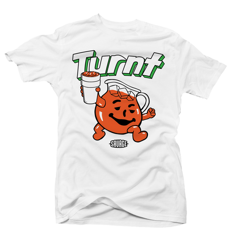 Savage Turnt Gatorade 6s Tee