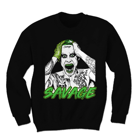 Savage Joker Altitude 13s Sweatshirt