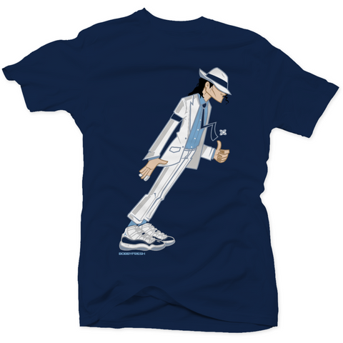 Bobby Fresh Smooth Criminal Win Like 82 11s Tee
