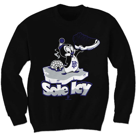 Bobby Fresh Sole Icy Space Jam 11 Crewneck