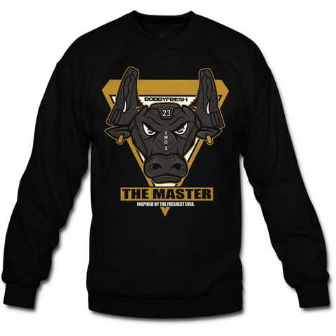 Bobby Fresh The Bull Master 12's Crewneck