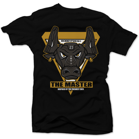Bobby Fresh The Bull Master 12s Tee