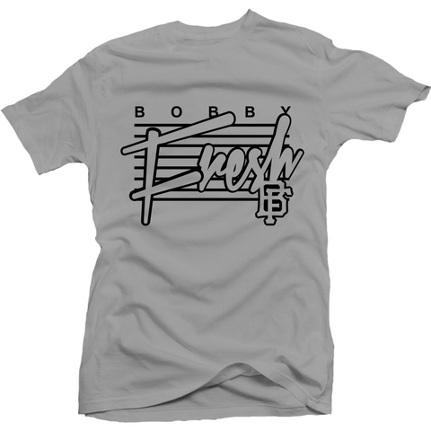 Bobby Fresh Retro Chrome 6 Tee