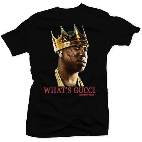 Bobby Fresh What's Gucci Foams Tee