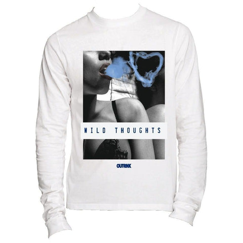 OutRank Apparel Wild Thoughts Win Like 82 11s Long Sleeve Tee