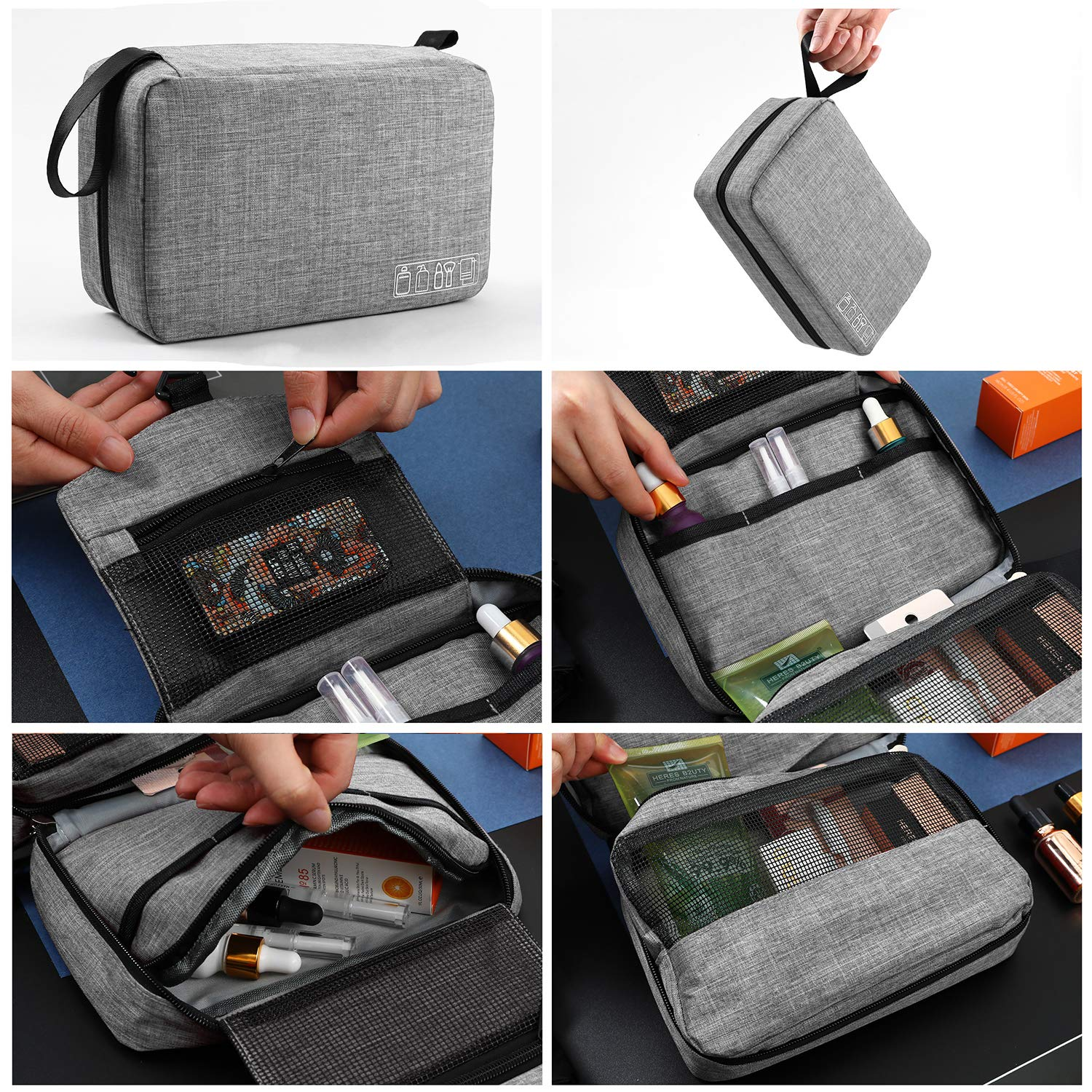 The Travel Toiletry Bag