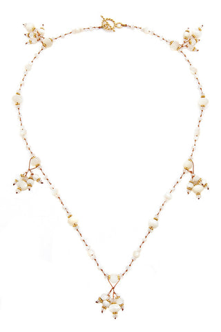 Signature Mother-of-Pearl Necklace