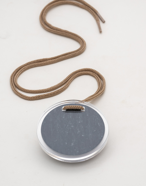 Marbled Slate Slider Apartment 5B jewellery necklace