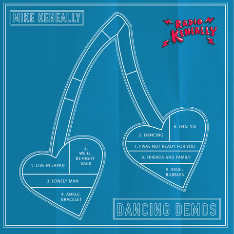 "Mike Keneally ""Dancing Demos"" (Download)"