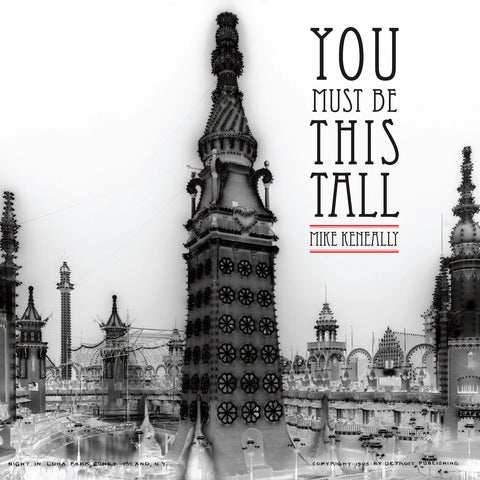 "Mike Keneally ""You Must Be This Tall"" (CD+Download)"