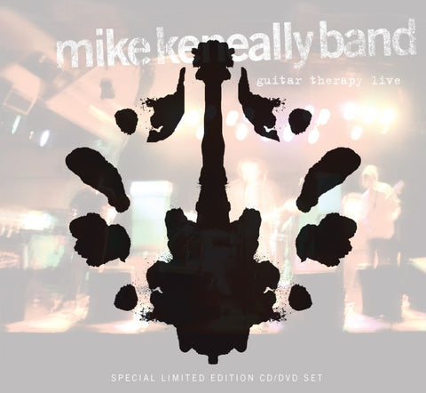"Mike Keneally Band ""Guitar Therapy Live"" Special Edition"