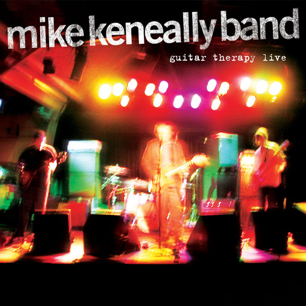 "Mike Keneally Band ""Guitar Therapy Live"" Standard Edition"