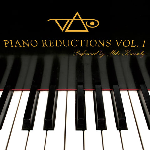 "Mike Keneally ""Vai Piano Reductions Vol. 1"""