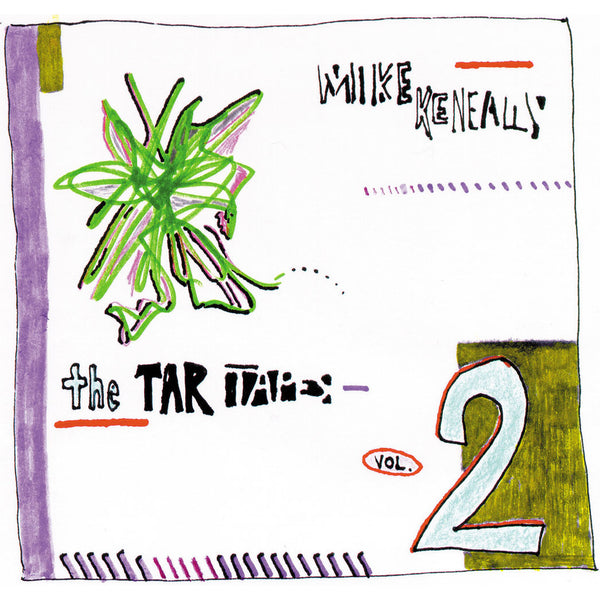 "Mike Keneally ""The Tar Tapes, Vol. 2"" (Download)"