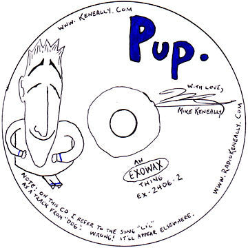 "Mike Keneally Band ""PUP""  (Download)"