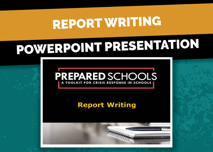 Report Writing (PowerPoint Presentation)