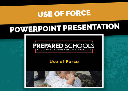 Use of Force (PowerPoint Presentation)