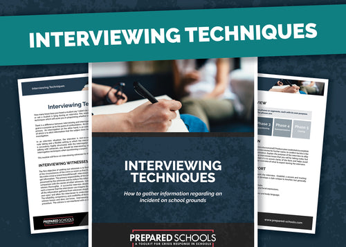 Interviewing Techniques