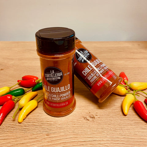 Chile Guajillo Ground Shaker 120gr.