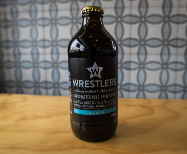 Cold brew Coffee Organic Wrestlers