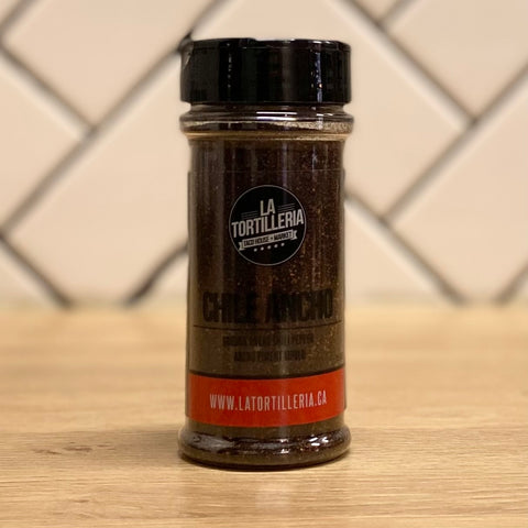 Chile Ancho Ground Shaker 120gr.