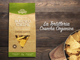 Nachos Organic Home Made Authentic