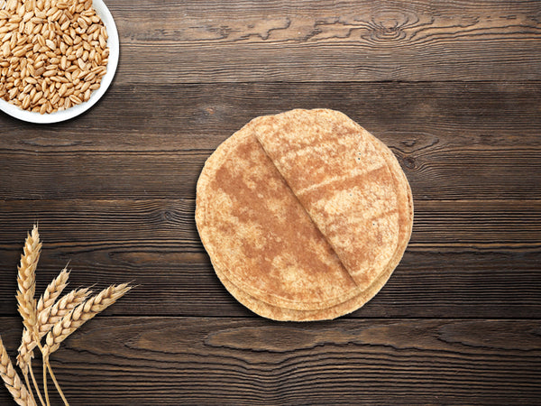 La Tortilleria Whole Wheat Flour Tortillas 6""