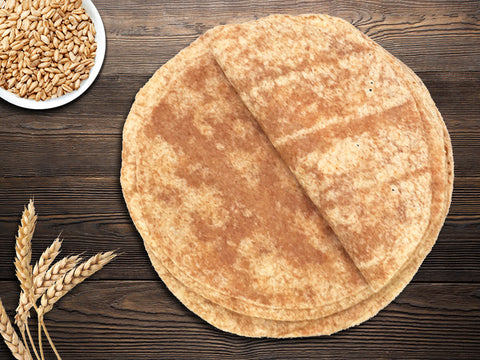 "Tortillas 13"" Whole Wheat"