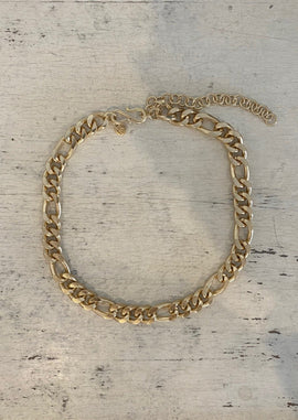 FIGARO NECKLACE - GOLD