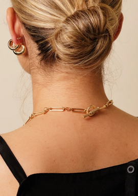 GRANO CHAIN NECKLACE