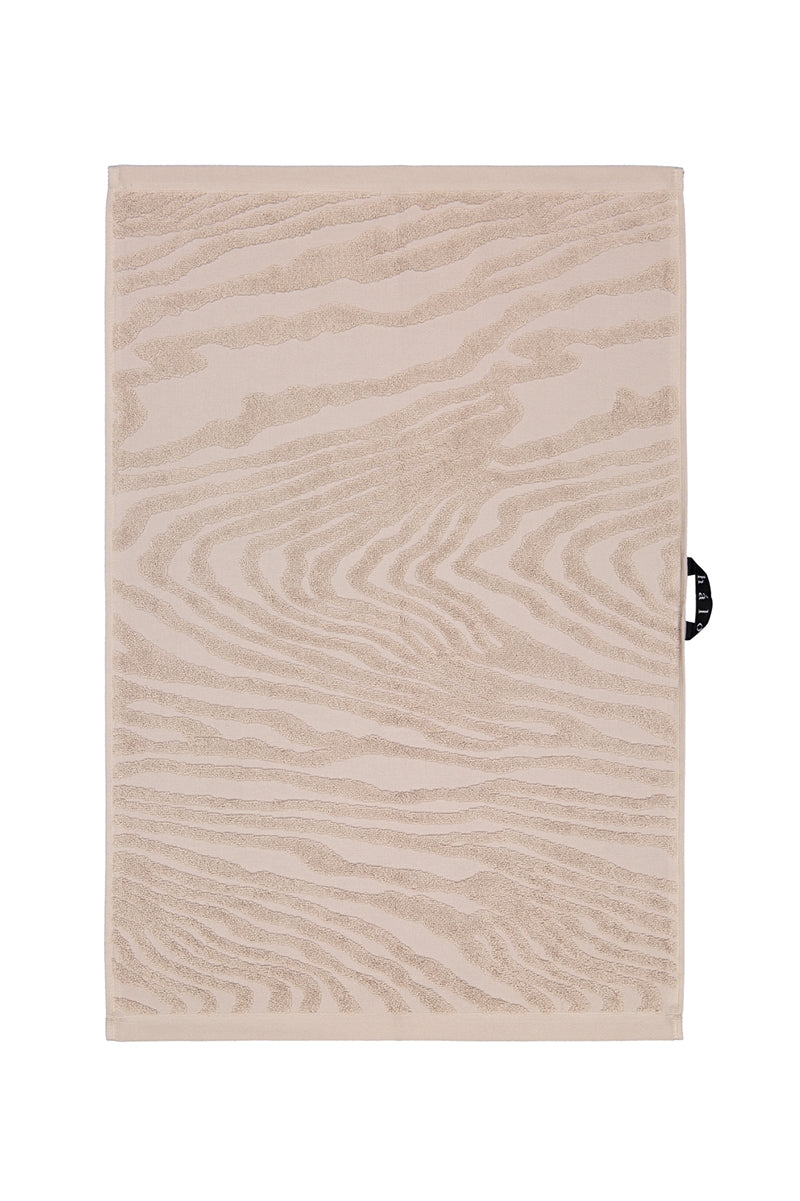 KAARNA hand towel in sand