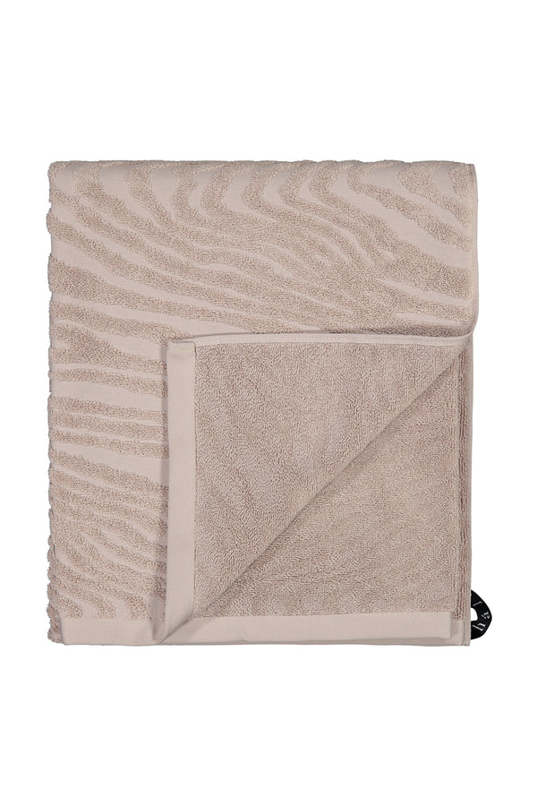 KAARNA bath towel in sand